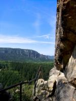 Kuhstall, hike, Saxon Switzerland
